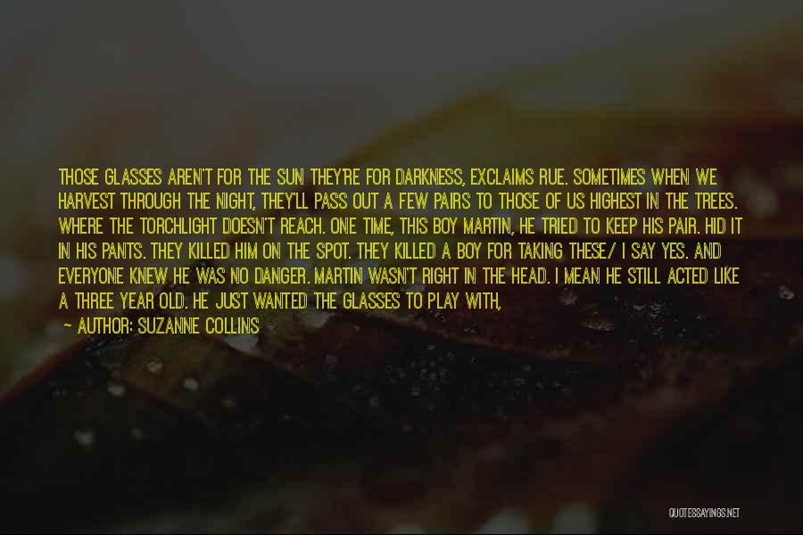 Girl Night Out Quotes By Suzanne Collins
