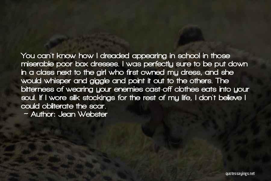 Girl Soul Quotes By Jean Webster
