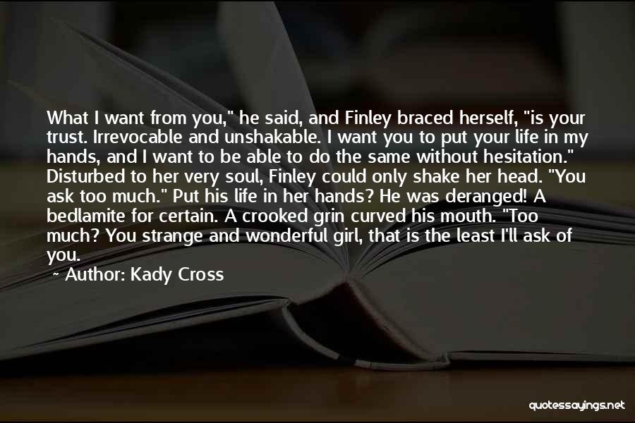 Girl Soul Quotes By Kady Cross