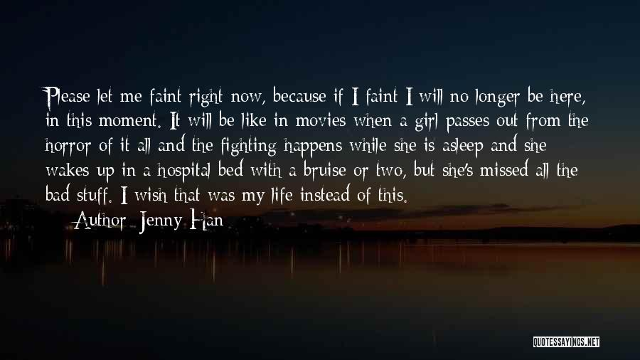 Girl Stuff Quotes By Jenny Han