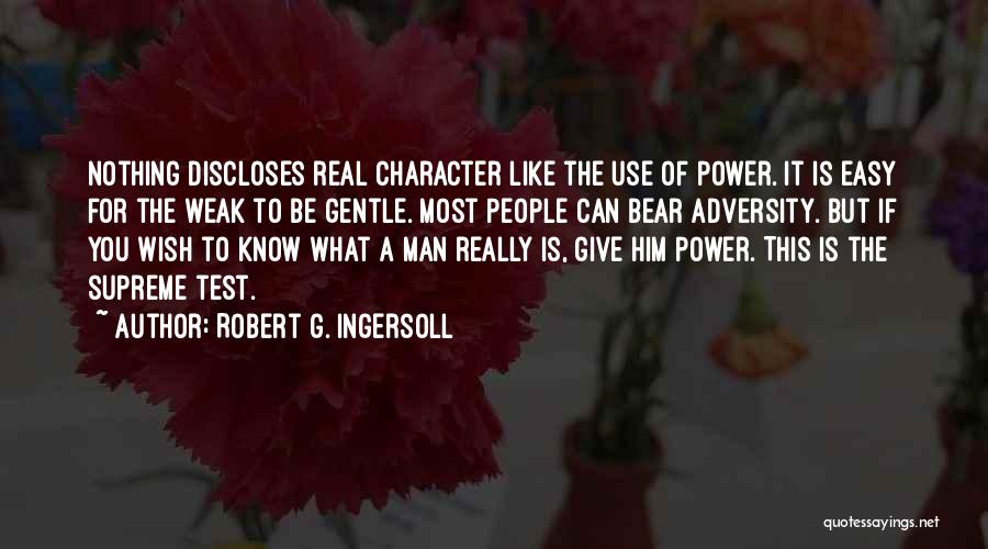 Give A Man Power Quotes By Robert G. Ingersoll