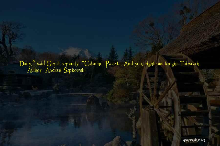 Give In Return Quotes By Andrzej Sapkowski