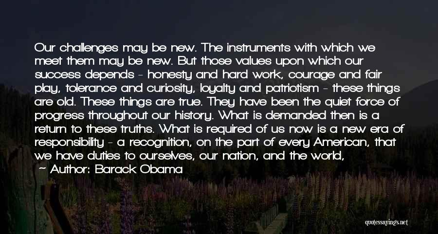 Giving A Speech Quotes By Barack Obama