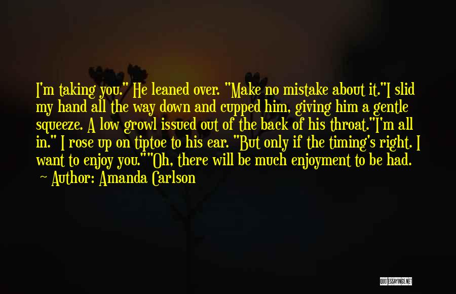 Giving And Taking Quotes By Amanda Carlson