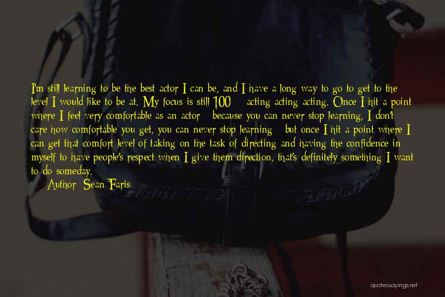 Giving And Taking Quotes By Sean Faris