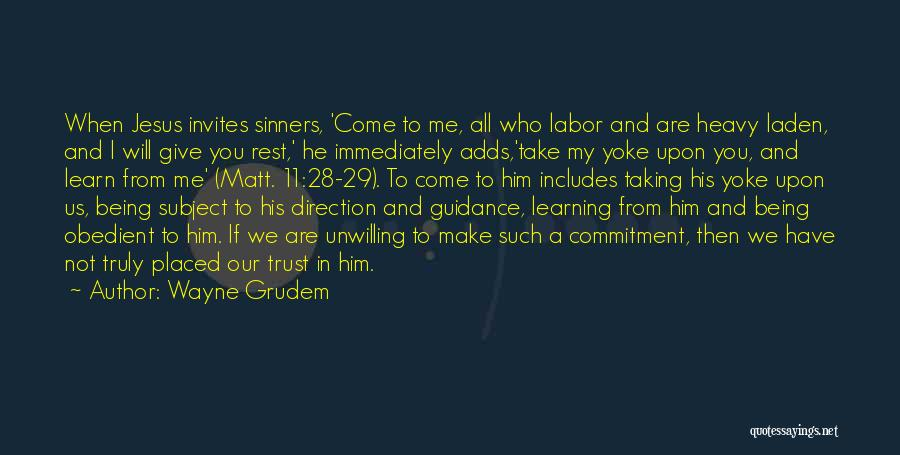 Giving And Taking Quotes By Wayne Grudem
