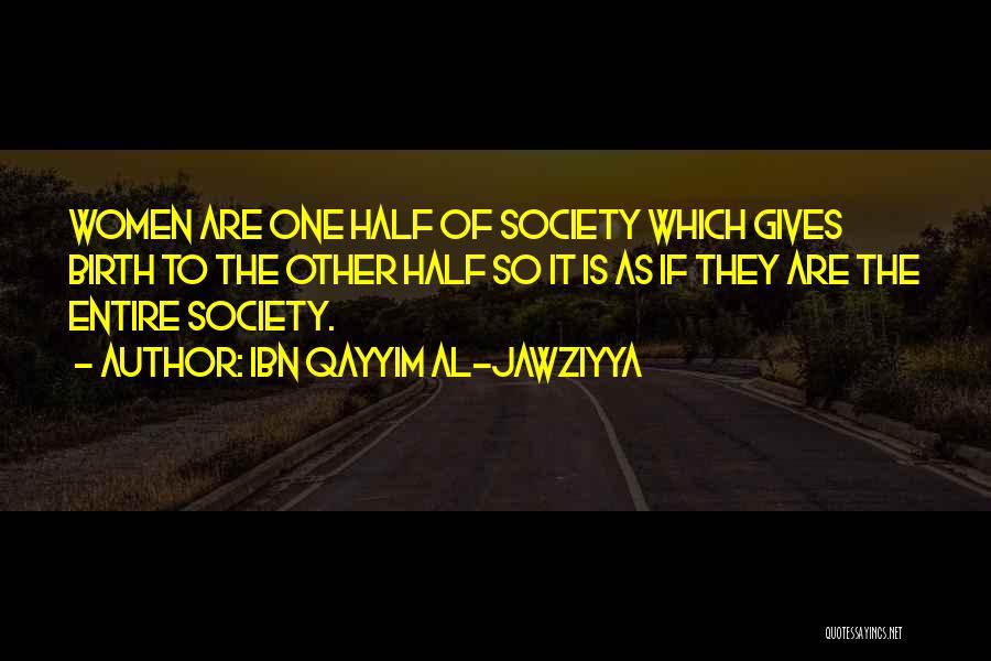 Giving Birth Quotes By Ibn Qayyim Al-Jawziyya