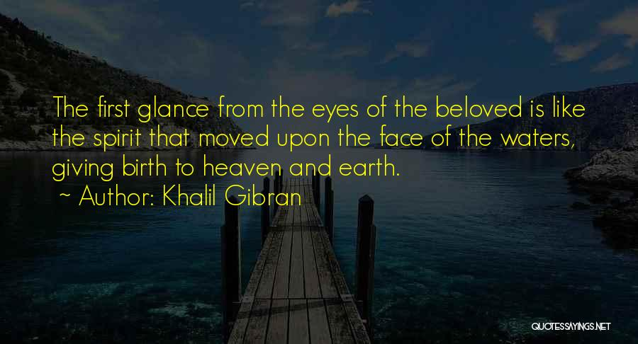 Giving Birth Quotes By Khalil Gibran