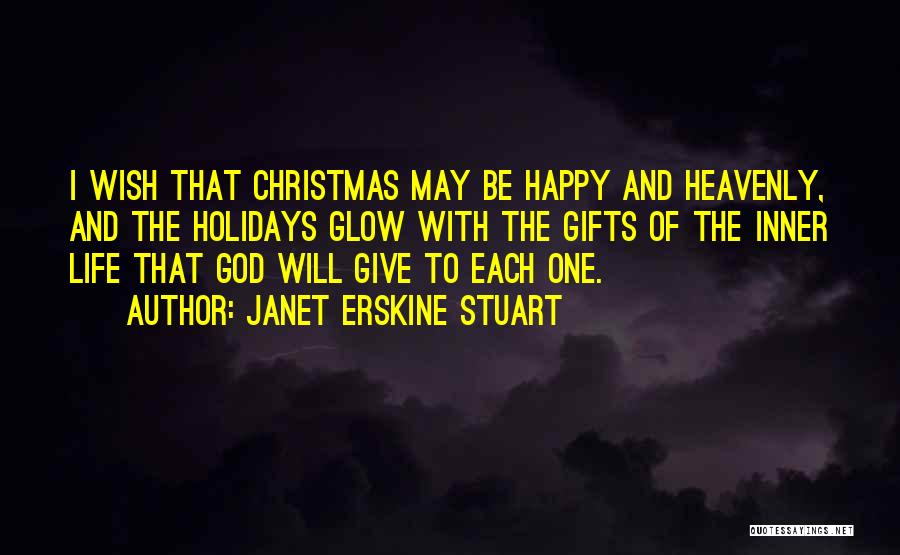 Giving Gifts Quotes By Janet Erskine Stuart