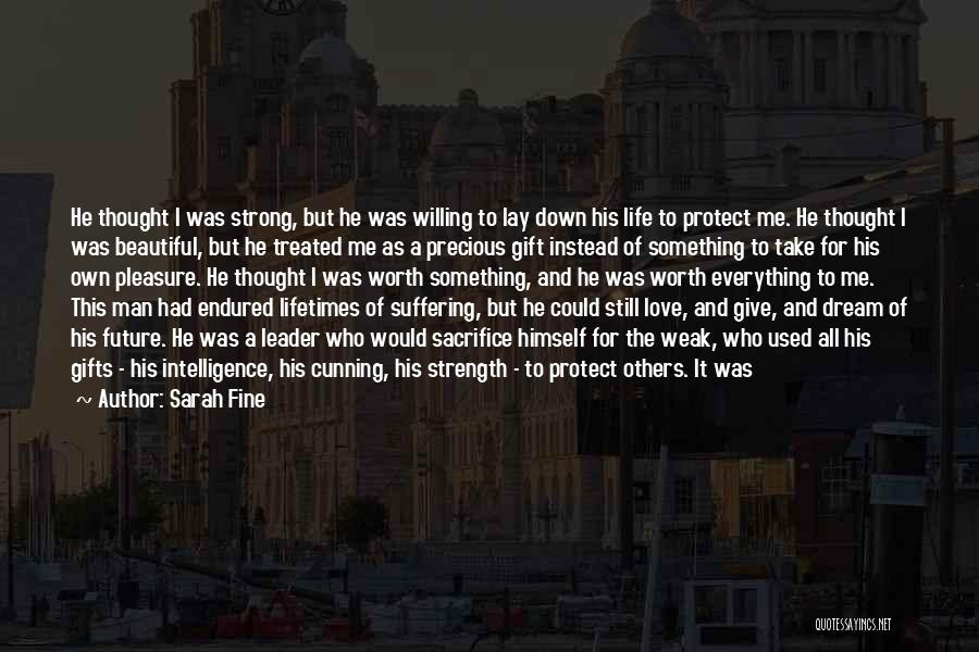 Giving Gifts Quotes By Sarah Fine