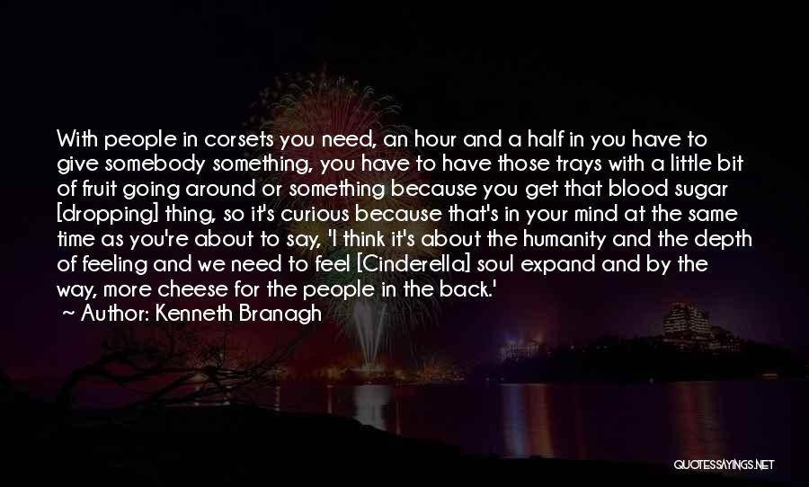 Giving In Time Of Need Quotes By Kenneth Branagh