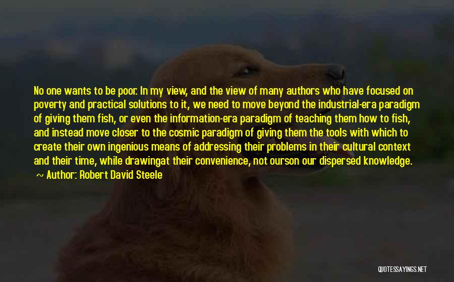 Giving In Time Of Need Quotes By Robert David Steele