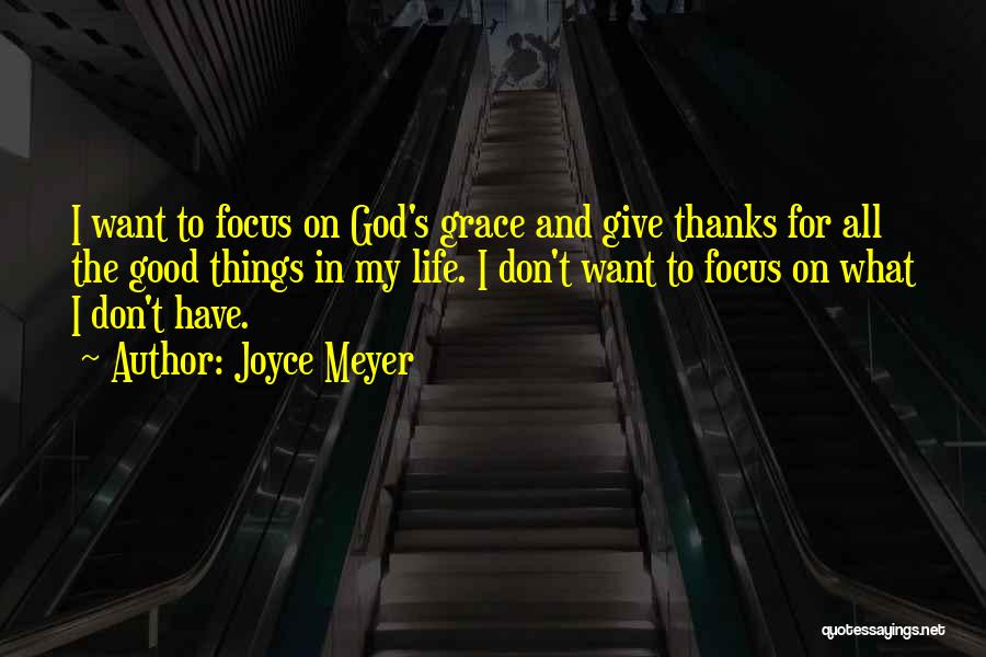 Giving My All Quotes By Joyce Meyer