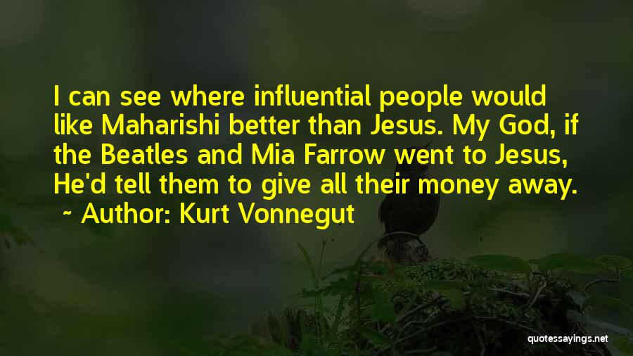 Giving My All Quotes By Kurt Vonnegut