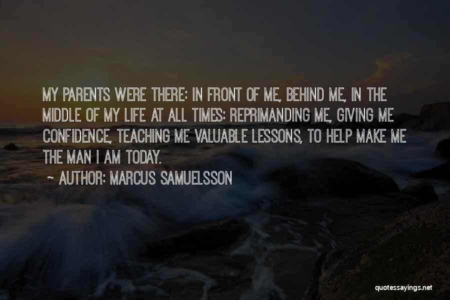 Giving My All Quotes By Marcus Samuelsson