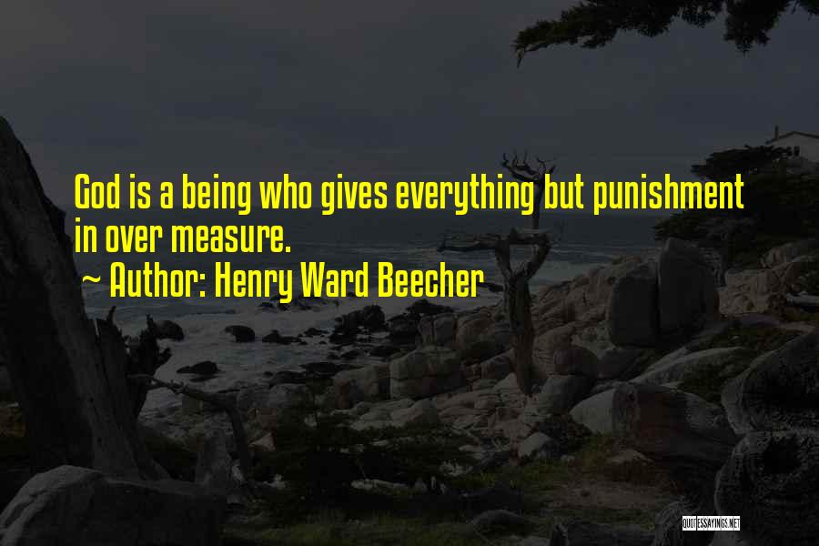 Giving Our Best To God Quotes By Henry Ward Beecher