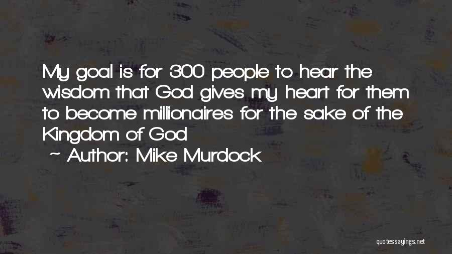 Giving Our Best To God Quotes By Mike Murdock