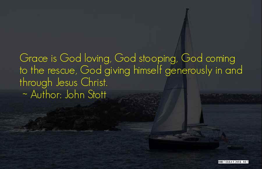 Giving To God Quotes By John Stott