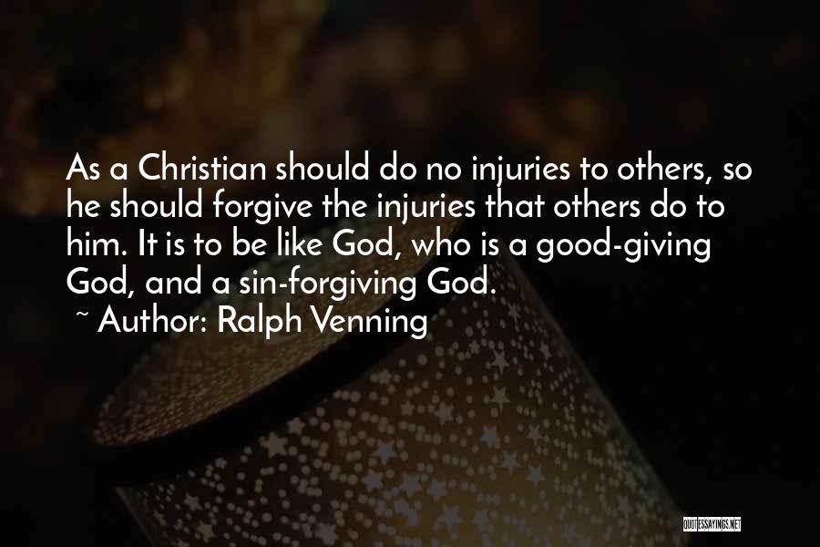 Giving To God Quotes By Ralph Venning