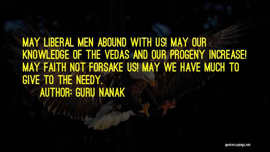 Giving To Needy Quotes By Guru Nanak