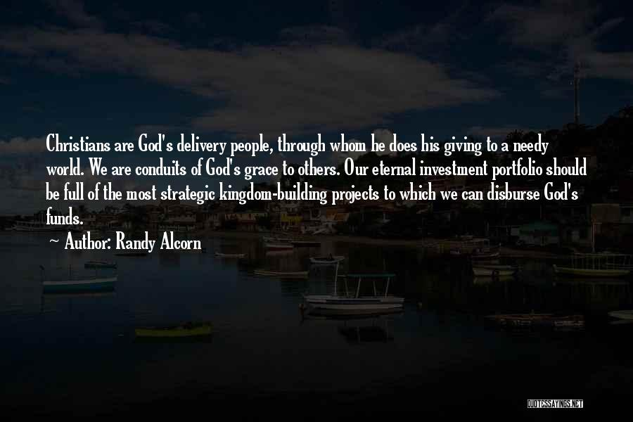 Giving To Needy Quotes By Randy Alcorn