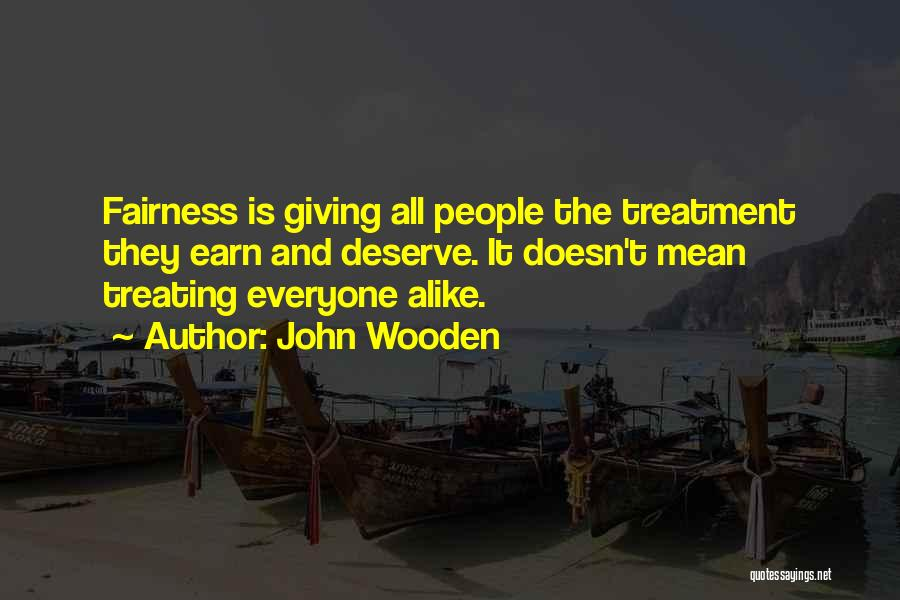 Giving Up Doesn't Mean Quotes By John Wooden