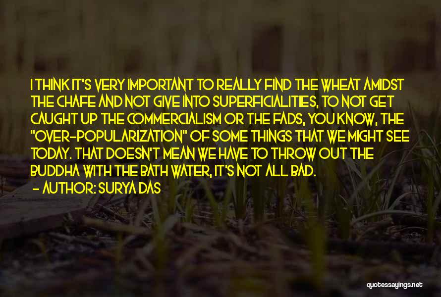 Giving Up Doesn't Mean Quotes By Surya Das