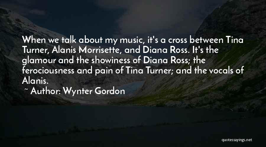 Glamour Quotes By Wynter Gordon