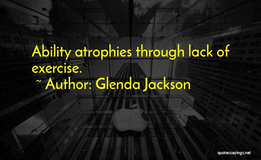 Glenda Jackson Quotes 1113022