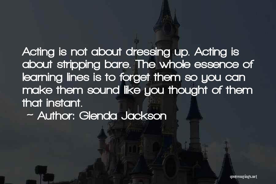Glenda Jackson Quotes 223063