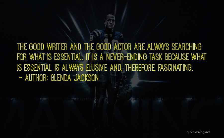 Glenda Jackson Quotes 383776