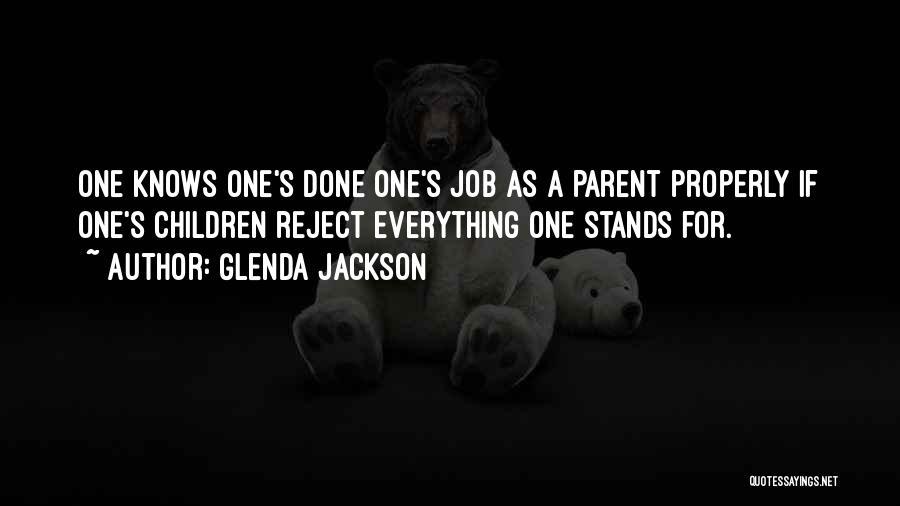 Glenda Jackson Quotes 654691