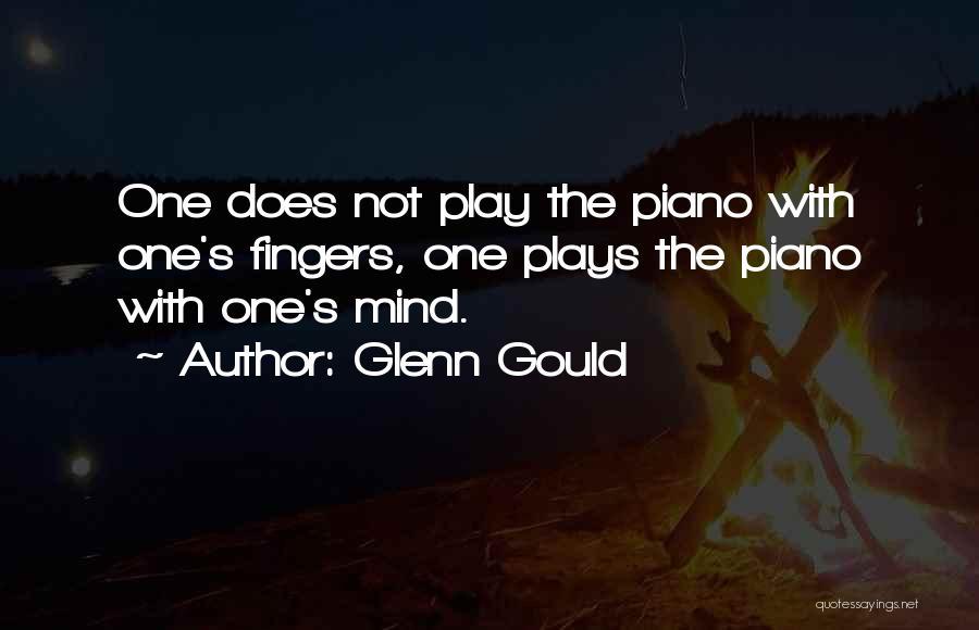 Glenn O'brien Quotes By Glenn Gould
