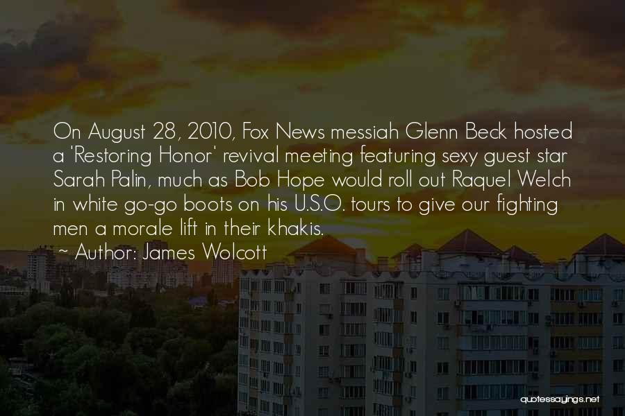 Glenn O'brien Quotes By James Wolcott
