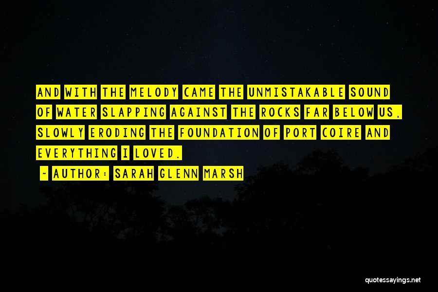 Glenn O'brien Quotes By Sarah Glenn Marsh