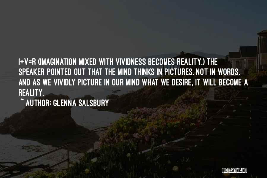 Glenna Salsbury Quotes 1461280