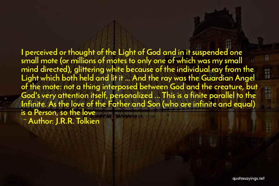 Glittering Love Quotes By J.R.R. Tolkien
