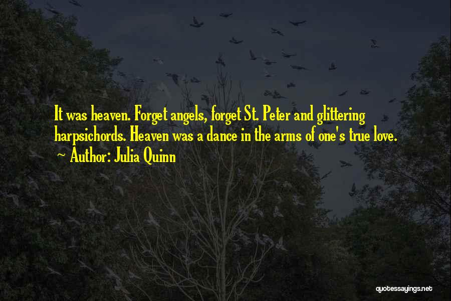 Glittering Love Quotes By Julia Quinn