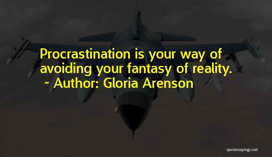 Gloria Arenson Quotes 847352