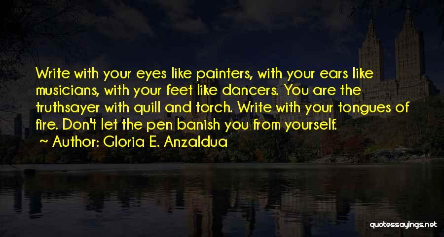 Gloria E. Anzaldua Quotes 1022153