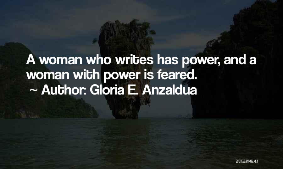 Gloria E. Anzaldua Quotes 1661416
