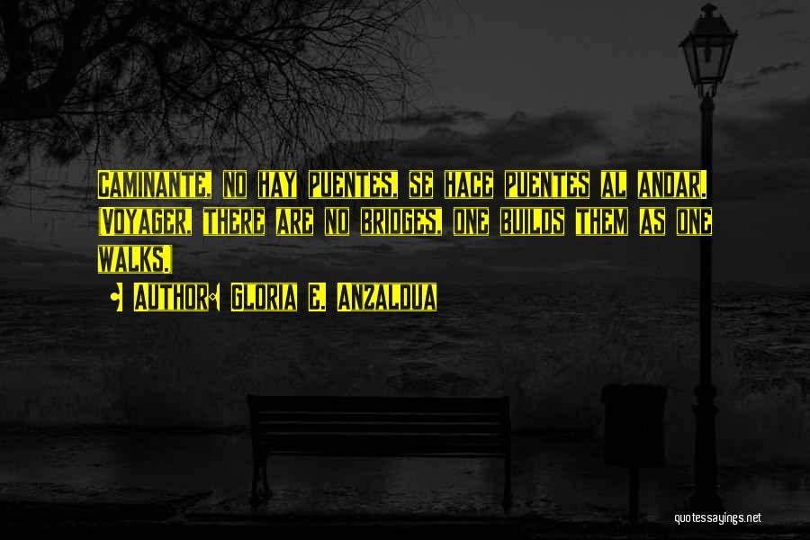 Gloria E. Anzaldua Quotes 1701075