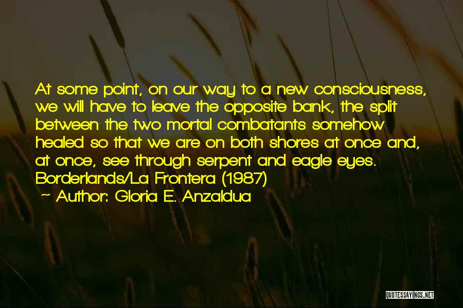 Gloria E. Anzaldua Quotes 2155039