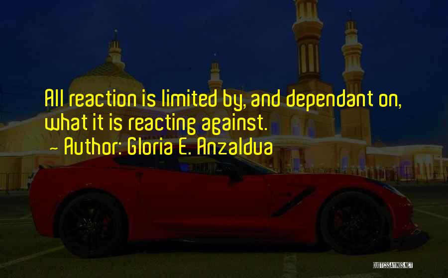 Gloria E. Anzaldua Quotes 578733