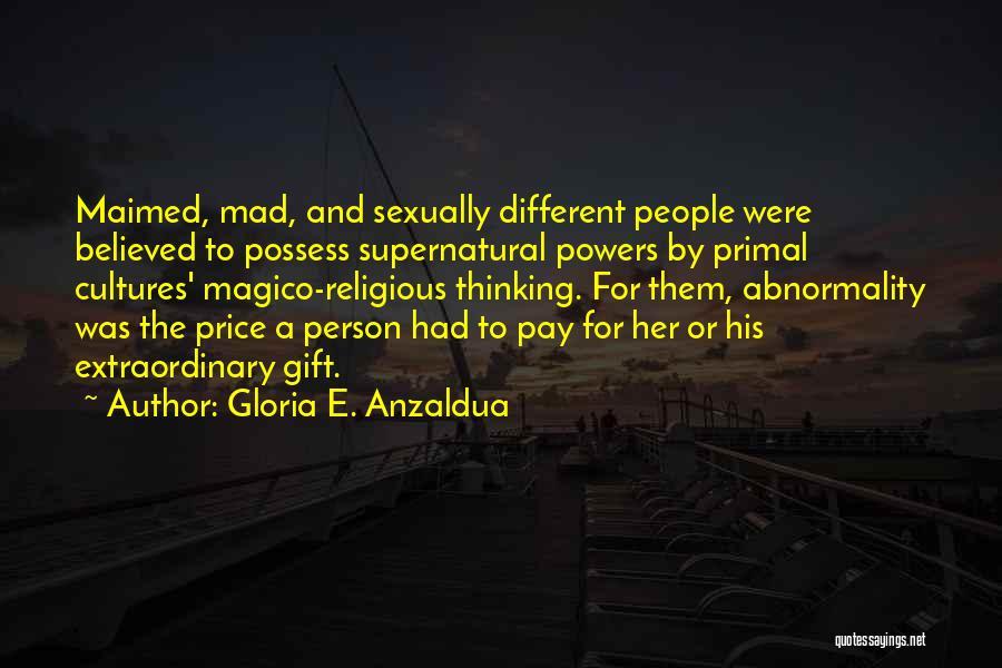 Gloria E. Anzaldua Quotes 959195
