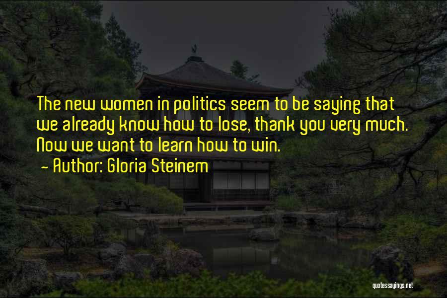 Gloria Steinem Quotes 1011312