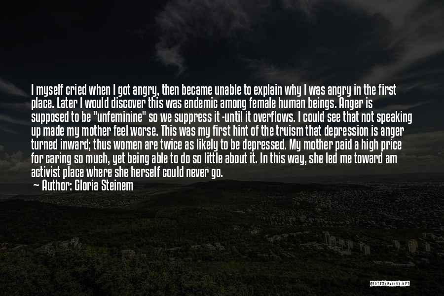 Gloria Steinem Quotes 1360835