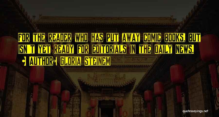 Gloria Steinem Quotes 1476338