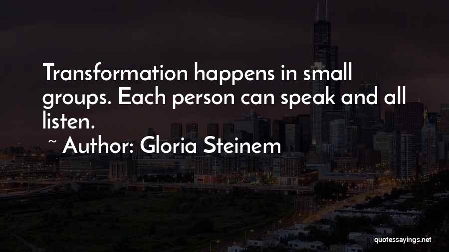 Gloria Steinem Quotes 1950819