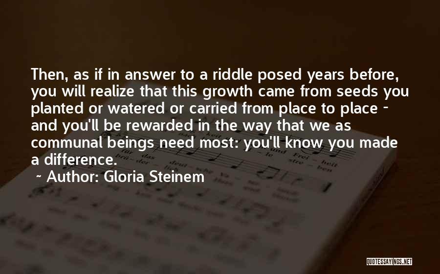 Gloria Steinem Quotes 2122109